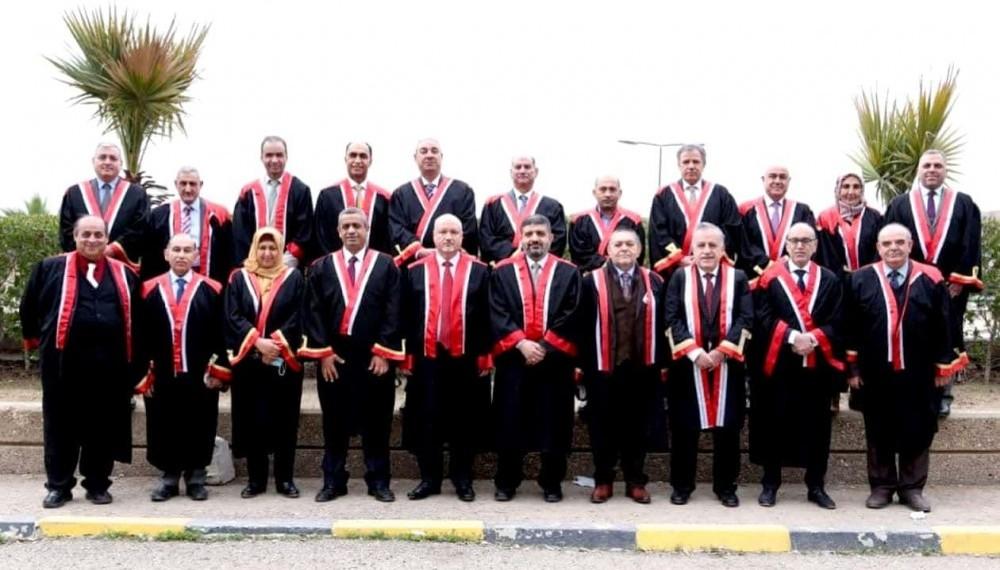 صورة تخرج طلبة المجلس العراقي للاختصاصات ألطبية