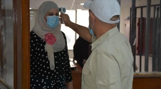 المجلس العراقي للاختصاصات الطبيه قام باتخاذ مختلف تدابير السلامه والوقاية في الامتحانات الكتابيه والتي تجرى في قاعات المجلس خلال شهر تشرين الثاني